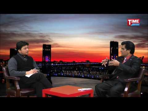 Abidur Rahim : Sukur Salek in 'Community Affairs' of Time TV, USA
