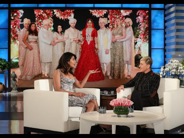 Priyanka Chopra Jonas Opens Up About Intimate Three-Day Wedding to Nick Jonas
