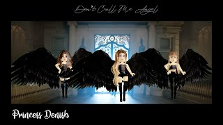 Ariana Grande, Miley Cyrus, Lana Del rey - Don't Call Me Angel RMV