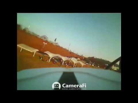 Camera View On Parrot Swing