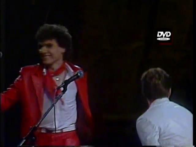 Pecos - Mi mundo (En directo Viña del Mar 1982)