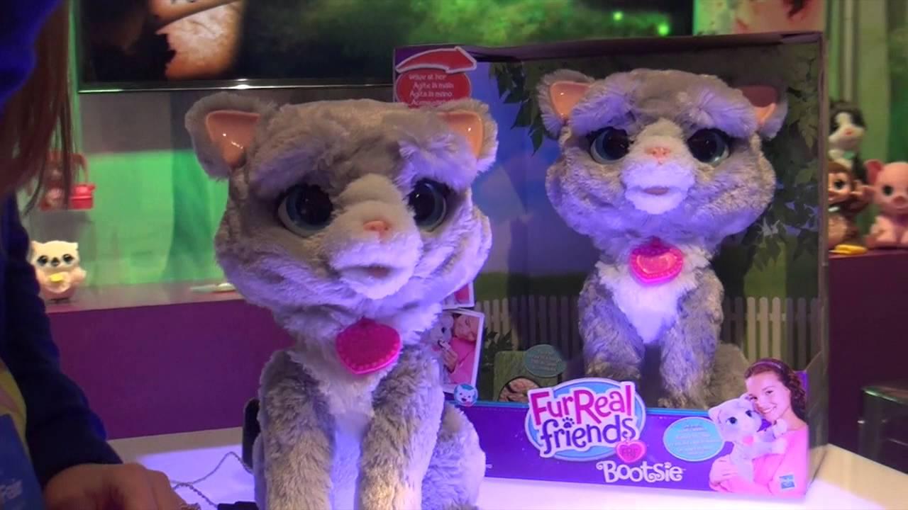 FurReal Pets Bootsies New Cat Toy