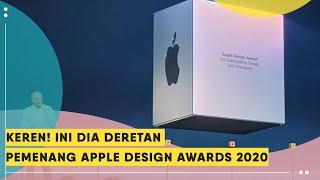 Keren! Ini Dia Deretan Pemenang Apple Design Award 2020
