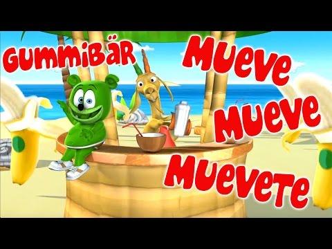 MUEVE MUEVE MUEVETE - Gummibär Osito Gominola Spanish Español Gummy Bear
