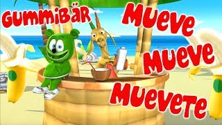 Download MUEVE MUEVE MUEVETE - Gummibär Osito Gominola Spanish Español Gummy Bear Mp3 and Videos