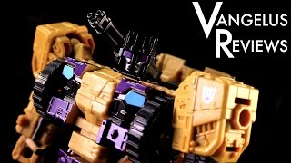 Combiner Wars Deluxe Swindle (Transformers Generations) - Vangelus Review 320-C