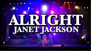 janet jackson alright dance cover!!