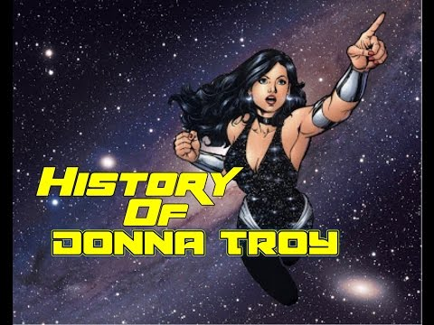 History Of Donna Troy (Wonder Girl) | Exploring Comics