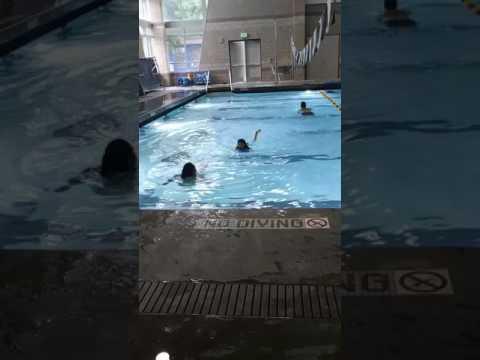 Iyari swimming 5.4.17
