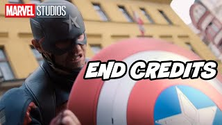 Falcon and Winter Soldier Episode 6 Post Credit Scene and Captain America 4 Marvel Movie Breakdown