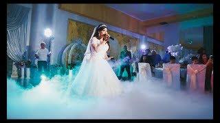 Невеста Эллина поёт для жениха !  Любовь похожая на сон ! Лучшее исполнение !