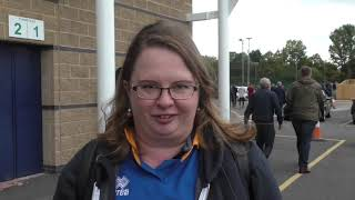 Shrewsbury Town 2 Southend 0: Salop fans thrilled to see first league win