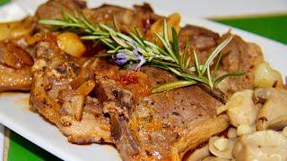 ✅ Receta Chuletas de Cordero ✅ Chuletas de Cordero al Romero