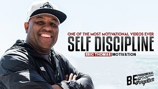 Eric Thomas – Discipline Yourself (Eric Thomas Motivation)