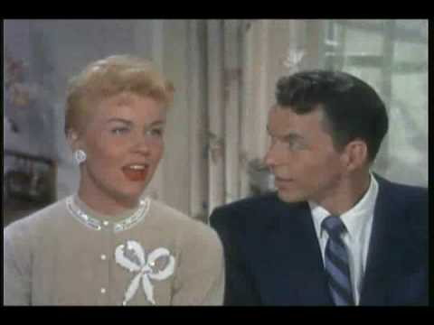 You, My Love - Frank Sinatra and Doris Day (from the 1954 movie