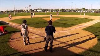 Ben plunks the batter