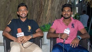 Sadeera Samarawickrama and Wanindu Hasaranga on their Emerging Asia Cup victory