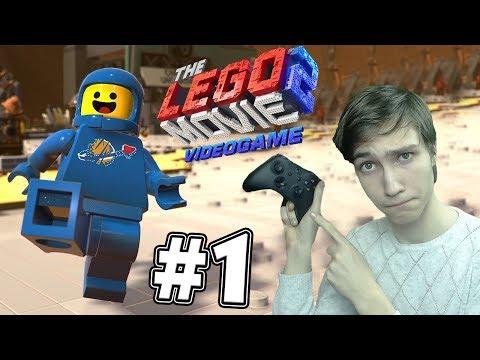 ПРОХОДИМ ИГРУ ПО ЛЕГО ФИЛЬМУ 2 / ПРОХОЖДЕНИЕ THE LEGO MOVIE 2 | #1
