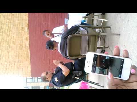 housing police in Potomac gardens