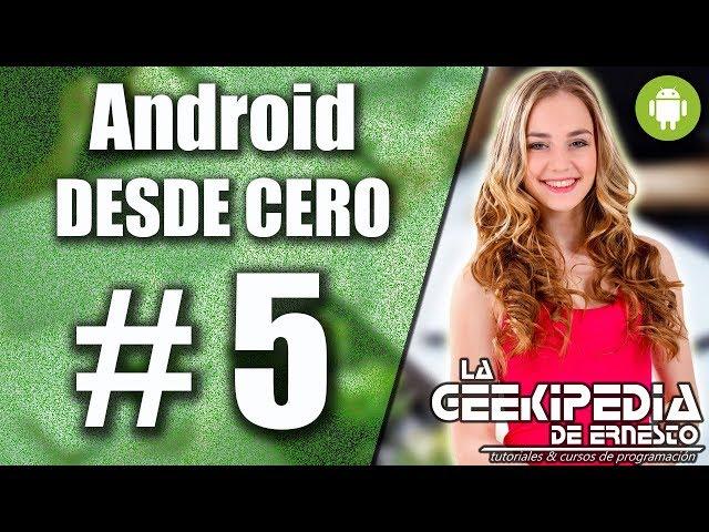 Curso Android desde cero #5 | Conectar y configurar dispositivos físicos en Android Studio.