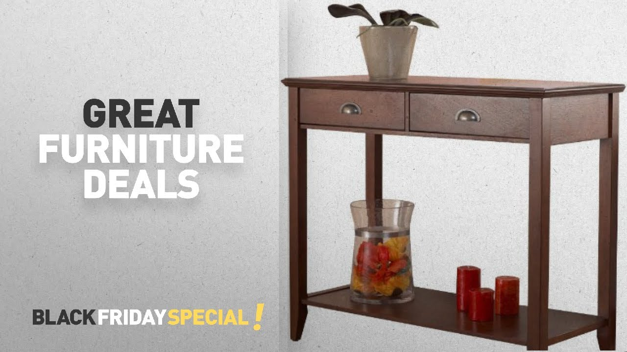 Black Friday Furniture Deals By Foremost // Amazon Black Friday Countdown