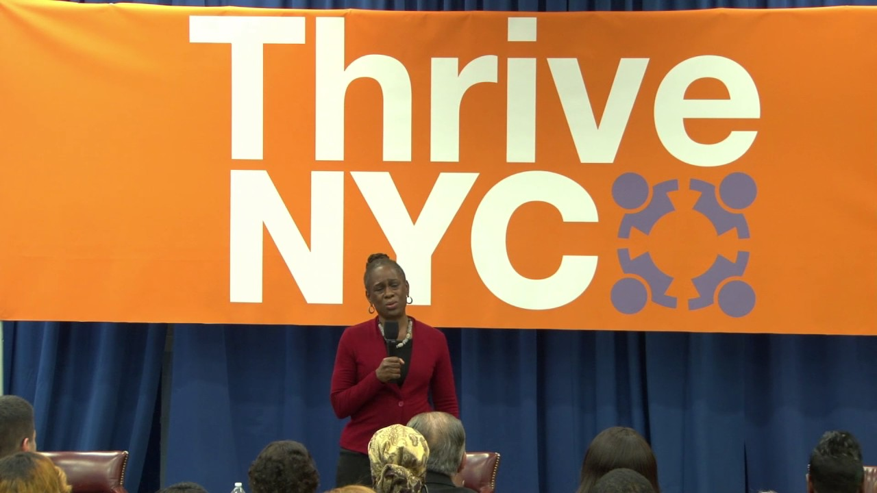 First Lady Chirlane McCray to Host Series of Five Community Conversations