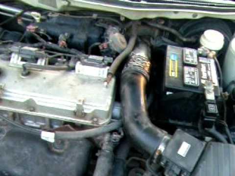 My Car~~~ Excalibur~~~2001 Mitsubishi Eclipse GS 24L 24 Valve Coupe  YouTube