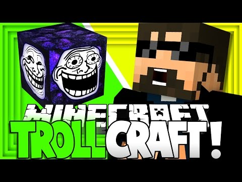 Minecraft: TROLL CRAFT |  OBSIDIAN TROLL!! [31]