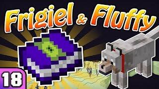 FRIGIEL & FLUFFY : ON EXPLORE L'END | Minecraft - S5 Ep.18
