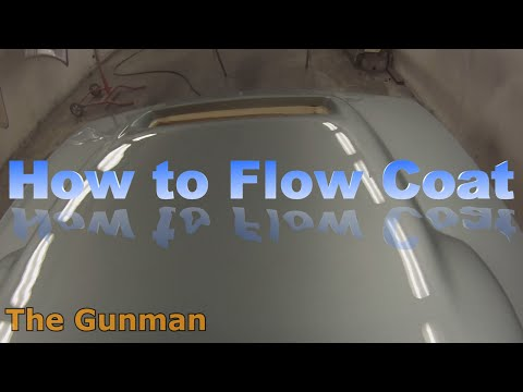 How to Flow Coat