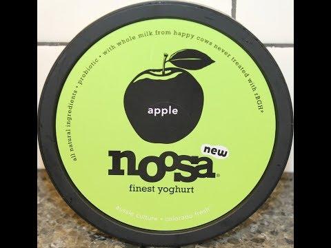 Noosa Finest Yoghurt: Apple Review