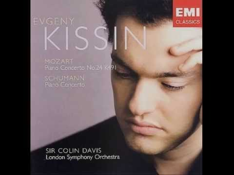 W.A. Mozart - Piano Concerto No.24 K.491 - Kissin