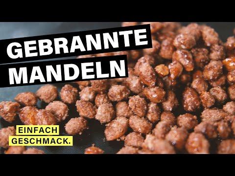 GEBRANNTE MANDELN Wie Vom Weihnachtsmarkt | Einfachgeschmack