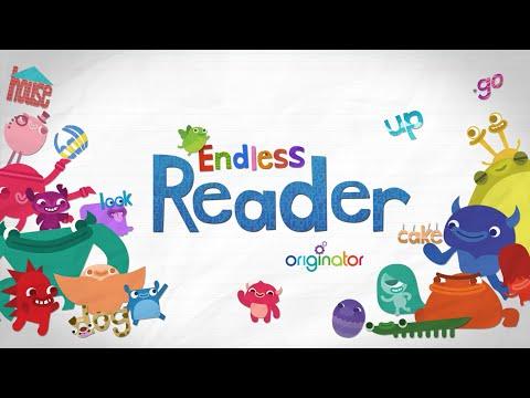 Endless Reader App Preview