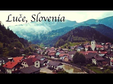 Unbelievably Magical Hidden Village - Luče, Slovenia