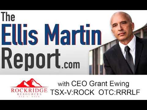 Ellis Martin Report:Rockridge Resources (TSX-V:ROCK/OTC:RRRLF) Commences Drilling Raney Gold Project