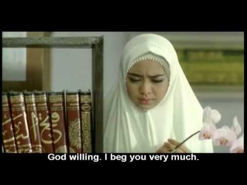 Best scene from Ketika Cinta Bertasbih 2