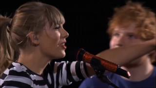 Taylor Swift - Everything Has Changed ft. Ed Sheeran (DVD The RED Tour Live)