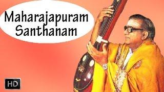 Classical Vocal - Aparadi - Maharajapuram Santhanam