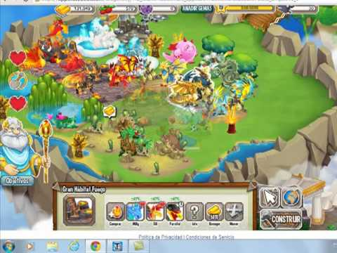 Guia de Dragones Legendarios en Dragon City-Loquendo