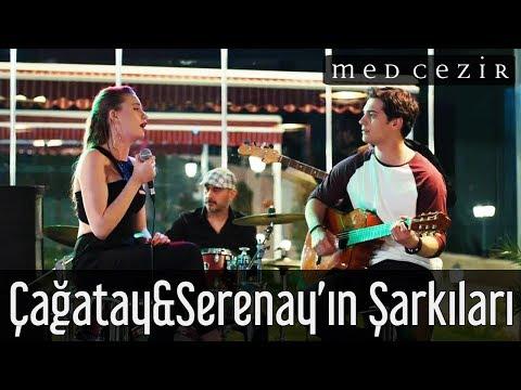 Medcezir 1.Sz. | Çağatay Ulusoy ve Serenay Sarıkaya'nın seslendirdiği şarkılar