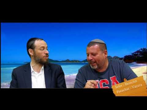 Sefer Berechit : PARACHAT VAYERA (4) avec le duo Rav Brand et Fabrice