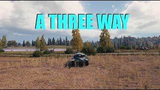 WOT - A Three Way | World of Tanks