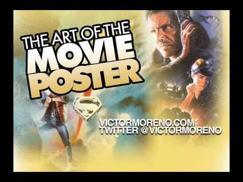'History of Movie Poster Design' by Victor Moreno - May 3, 2011 Phoenix Art Museum