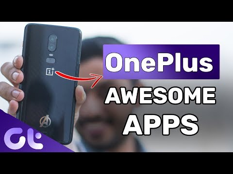 Top 6 Best Apps for OnePlus Devices | Must Download in 2018 | Guiding Tech