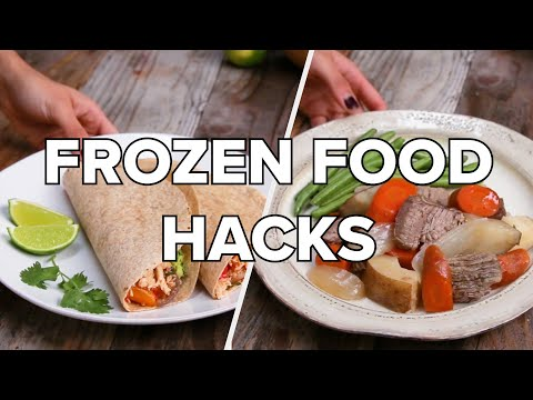 9 Homemade Frozen Food Recipes For Busy People •Tasty