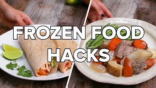 9 Homemade Frozen Food Recipes For Busy People • Tasty