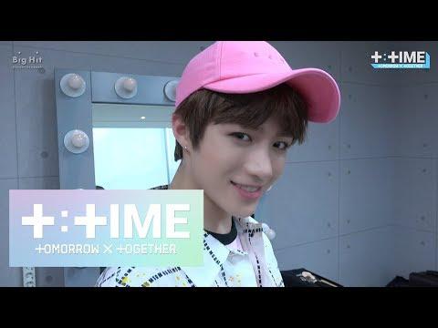 [T:TIME] BEOMGYU to imitate SOOBIN- TXT (투모로우바이투게더)