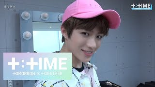 [T:TIME] BEOMGYU to imitate SOOBIN - TXT (투모로우바이투게더)