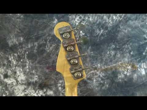Fender P Bass 1974